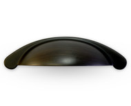SK-0053 Oil Rubbed Bronze Cup Pull