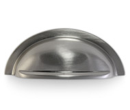 SK-0054 Satin Nickel Cup Pull