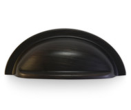 SK-0055 Oil Rubbed Bronze Cup Pull