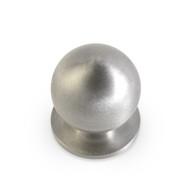 SK-0097 Round Satin Nickel Knob