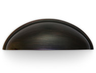 SK-0043 Oil Rubbed Bronze Cup Pull