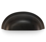 SK-0051 Oil Rubbed Bronze Cup Pull