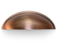 SK0045 Antique Copper Cup Pull
