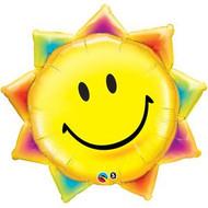 Giant Smiling Sun