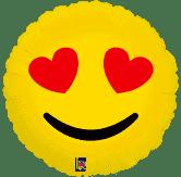 Heart Eyes/Shades Emoji