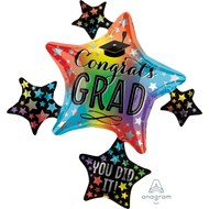 Colorful Grad Cluster