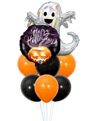 Smokey Halloween Bouquet