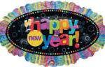 Happy New Year Ruffle