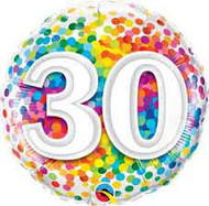 Confetti 30