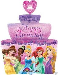 Jumbo Disney Princess Cake