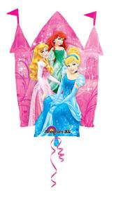 Disney Princess Castle Foil