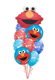 Elmo Birthday  II Bouquet