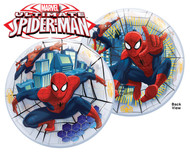 Ultimate Spiderman Bubble