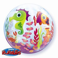 Fun Sea Creatures Fish Bubble
