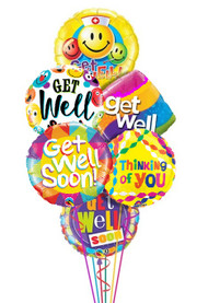 Get Well Expressions Bouquet