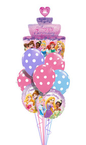 Princess Tiered Birthday
