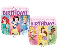Disney Princesses Happy Birthday