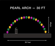 Pearl Arch - 30 FT