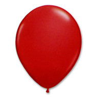 "11"" Red Helium Filled w/ Hi Float"