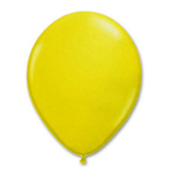 "11"" Yellow Helium Filled w/ Hi Float"