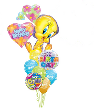 Tweety Bird Birthday Bouquet