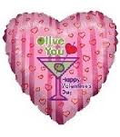 Olive You Foil