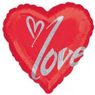 Jumbo Love Foil