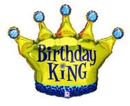 Birthday King Jumbo