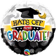 Hats off Grad