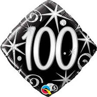 100th Elegant Sparkle Birthday