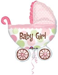 Baby Girl Buggy