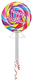 Lollipop Birthday  - Jumbo