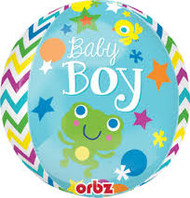 Baby Boy Orbz