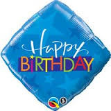 Happy Birthday Blue Diamond