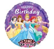 Disney Princesses Singing Balloon