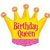 Birthday Queen Jumbo