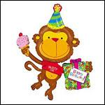 Party On Monkey
