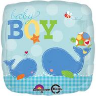 Baby Boy Whale