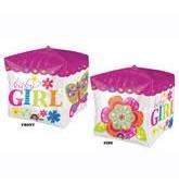 Baby Girl UltraShape Cubez