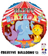 Happy Birthday Circus