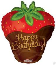 Chocolate Covered Strawberry Birthday