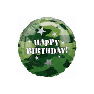 Happy Birthday Camoflauge