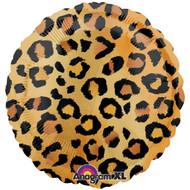 Cheetah Print Foil