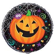 Halloween Pumpkin Foil