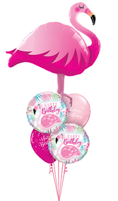 Pink Flamingo Birthday
