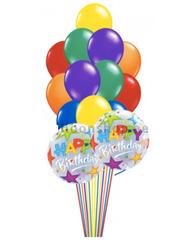 Bubble Blast Birthday Bouquet