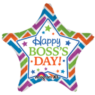 Happy Boss's Day Star