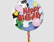 Happy Birthday Barnyard Friends