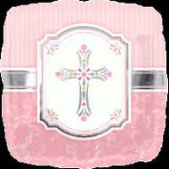 Communion Blessing Pink