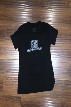 Ladies' Crew Neck BS T-Shirt